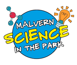 Science in the Park Logo